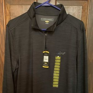 Greg Norman Performance Pullover Jacket
